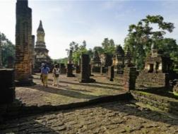 过去的泰国,如何择址造城?|东南+有方泰国湄南河流域考察第2日