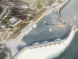 德国叙尔特岛何努港景观再设计 / gmp+Patrik Dierks Architekten
