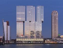 建筑地图 | 鹿特丹:未来之城