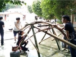光影竹穹 | 2017华南理工大学营造竞赛结果出炉