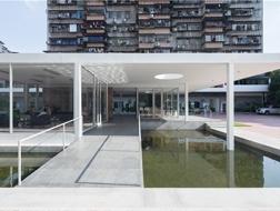 颐园养老社区接待中心,亚热带的建筑演绎 / 图岸工作室