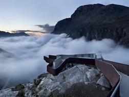 去挪威,别错过这9条旅行者路线!