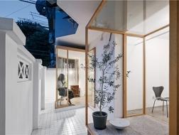 在市井之中生长的工作室 / 西涛设计