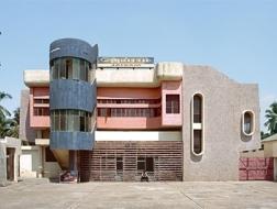 隐藏之美:印度有一群鲜为人知的现代主义宝藏
