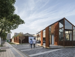 南京秣陵九车间:与城市互动的开放空间 / 拓瑞建筑