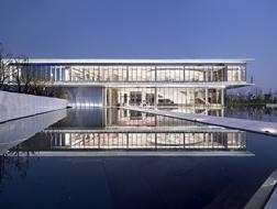 杭州Hillslife美学馆:漂浮的城市客厅 / gad建筑设计