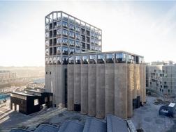 非洲当代艺术博物馆:如何将42根混凝土管变为一处文化中心? / Heatherwick Studio