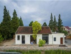 崇明乡聚建设村之有机更新 : 建筑、室内及景观三位一体的体验设计 / 乡聚公社