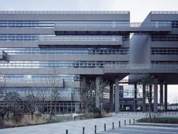 面向城市公园:张江集电港一期 / 刘宇扬建筑事务所+阿科米星建筑设计事务所