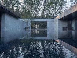与山林共同生息:南京绿城桃花源赫餐厅 / GOA大象设计
