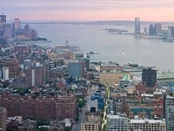 """""""大城市""""纽约"""