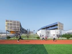 上海同济大学附属实验小学:空间与教育的双重实验 / 刘宇扬建筑事务所