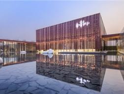 礼嘉之意:重庆御璟·湖山展示中心 / 上海天华建筑设计有限公司