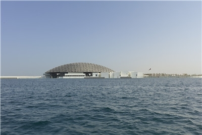 海上博物馆:阿布扎比卢浮宫 / 让·努维尔建筑事务所