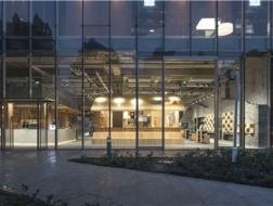 多变的方盒子:上海DOE / B.L.U.E.建筑设计事务所