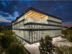广场上的云朵:墨西哥蒙特雷科技大学新图书馆 / Sasaki