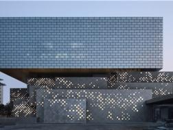 北京文化新地标:嘉德艺术中心 / 奥雷·舍人事务所