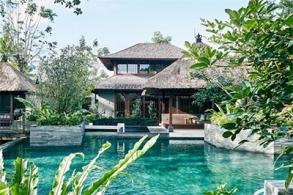 下榻地 | 虹夕诺雅巴厘岛:因水而生