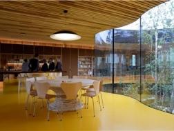 为希望而建造:奥德姆美琪癌症照护中心 / dRMM建筑师事务所