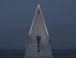 海边教堂 / 夏至建筑视频
