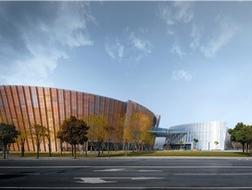 鹃城文化新地标:成都郫县文化中心 / 中国建筑西南设计研究院有限公司