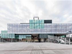 OMA新作:丹麦建筑中心新总部BLOX正式开放