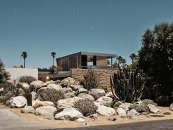 加州棕榈泉:沙漠里的现代主义