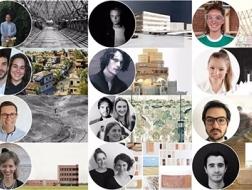 12份毕业设计,角逐2018密斯奖青年人建筑奖