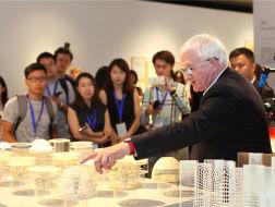 福斯特建筑事务所在京举办50年来最大规模展览