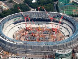 从0到40%:2020东京奥运会主场馆建设影像记录