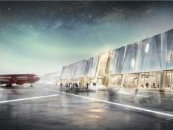 山、冰川与大地:格陵兰岛新机场方案 / ZESO & COWI & Masanti