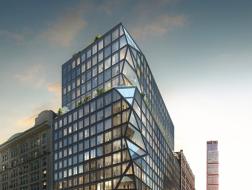 纽约街角的棱镜:东22街121号公寓 / OMA