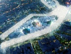 Fentress Architects将设计2020年迪拜世博会美国馆