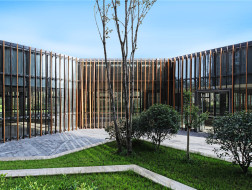 社区的欢乐:云木会所 / UA尤安设计第七设计所
