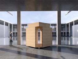 时空的洞穴:C+ Architects在越后妻有大地艺术节
