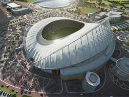 2022年卡塔尔足球世界杯的8个赛场