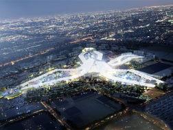 最新进展:2020迪拜世博会展馆设计陆续公布