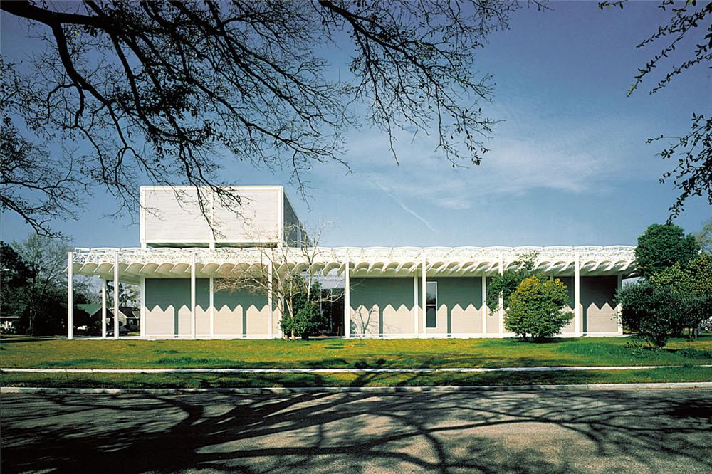 美国现实主义_从德州到加州:十座展览馆看美国西部建筑 – 有方