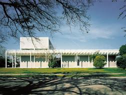从德州到加州:十座展览馆看美国西部建筑