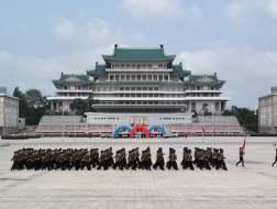 没有人知道的朝鲜建筑,他拍给你看
