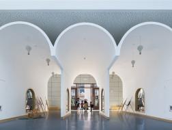 拱廊下的童话世界:宝鸡伊顿KA儿童之家 / 西安迪卡幼儿园设计中心