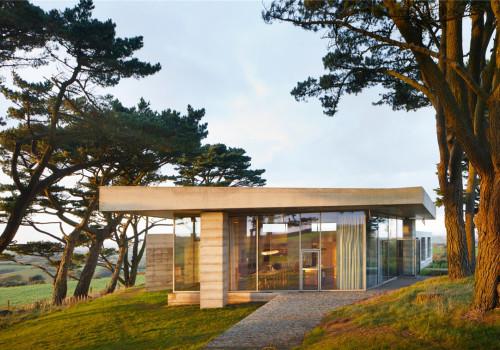 卒姆托完成在英国的第一座建筑,又一次让我们接近静谧的世界