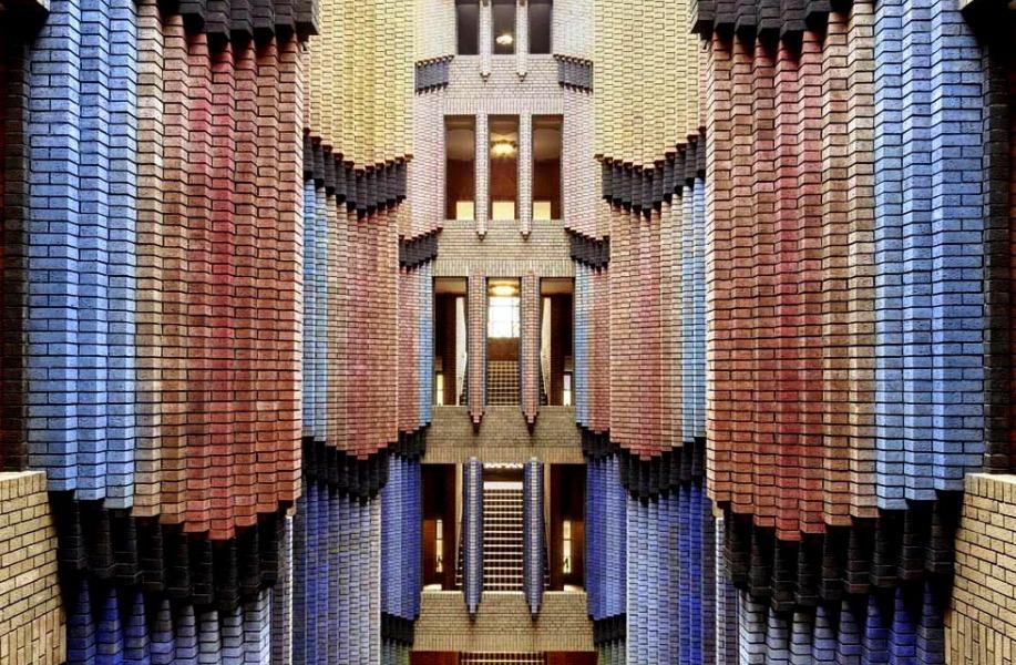 沉默的群星02|彼得·贝伦斯,一个德国建筑的传说