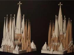 建筑5分钟 | 李兴钢:没有参数化,高迪如何设计圣家堂?