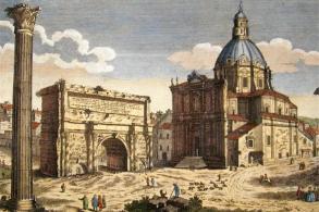 建筑5分钟 | 唐克扬:解密罗马的广场
