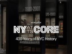 展讯 | 纽约的核心——城市历史400年