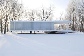 经典再读07 | 范斯沃斯住宅:用简单纯粹的形式,呈现千变万化的自然