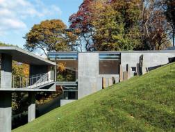 细数斯蒂文·霍尔设计的那些精巧住宅