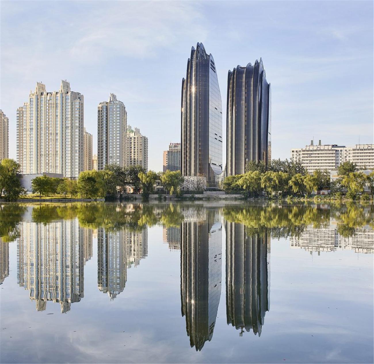有方 - 高品质建筑资讯门户Torre Reforma办公楼赢得2018年国际高层建筑奖,北京朝阳公园广场入围决赛