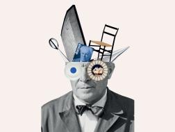 """他是意大利设计界的传奇""""多面手"""":超过400件Gio Ponti作品正在展出"""